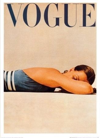 Vintage Posters #vogue #vintage #magazine
