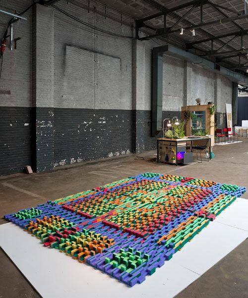 Latest Carpet Designs from We Make Carpets Photo #sponge #rug #pattern