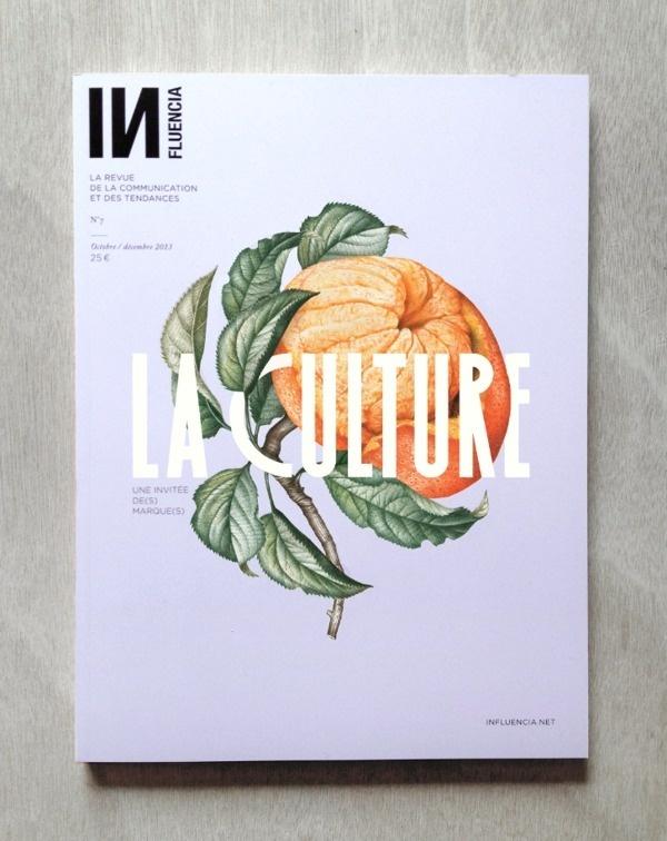 Influencia nxc2xb07 #cover #type #book #magazine