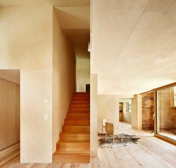 CasaC 10 #wood #house #architecure