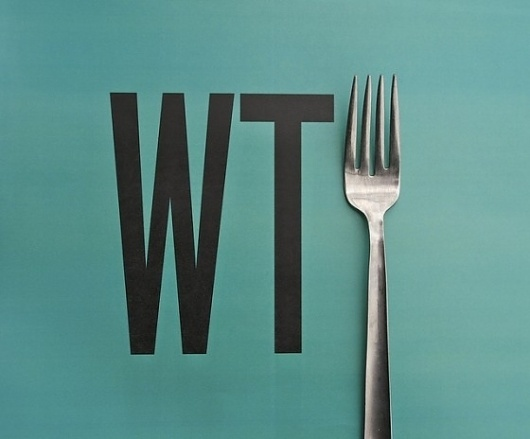 Friday Inspiration 48 | Jared Erickson #wtf #what #the #type #fork
