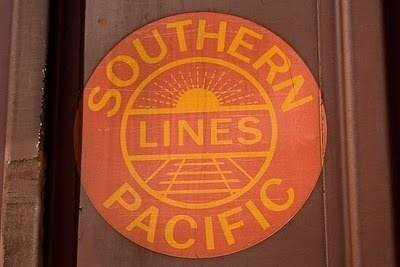 Flyer Design Goodness - A flyer and poster design blog: Classic Train Logos #type #lettering #train logo