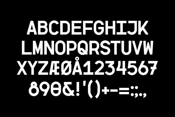 Bureau Bruneau - BB. Perfume Typeface