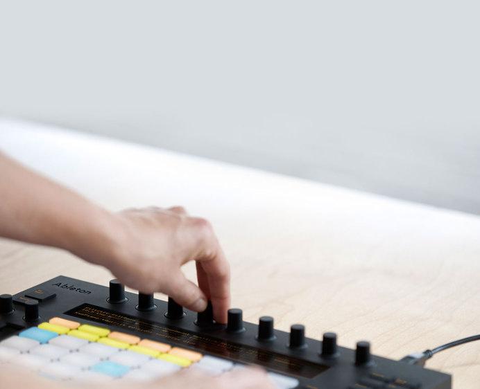 Ableton Push #ableton #push #controller