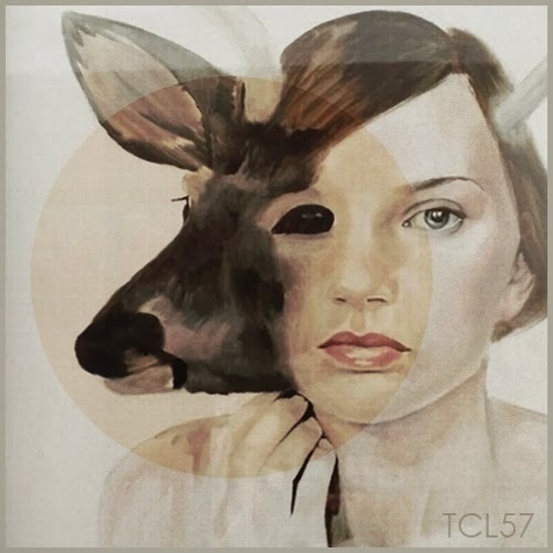 The Collective Loop Playlist-57 Cover Art #deer #playlist #cover #women #tcl #vintage #art #music