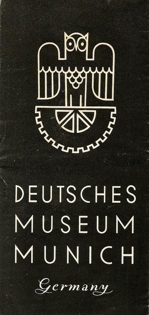 deutsches museum #white #branding #museum #& #black