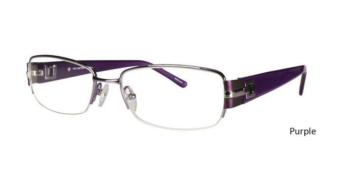 Purple Vivid Eyeglasses Vivid Boutique 5012.