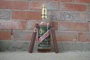 Three Cigars, One Bourbon: Old Fitzgerald Bonded | The Alcohol Professor