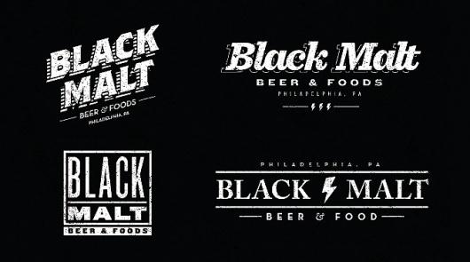 Cargo #mark #logotype #malt #design #texture #black #identity #logo