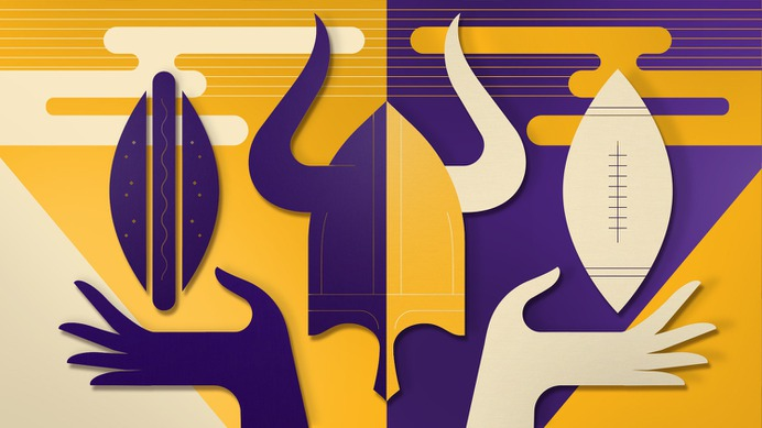 Minnesota Vikings - Buddy-Buddy | A Minneapolis Branding Agency & Design Studio