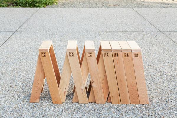 torafu architects: AA stool #tool