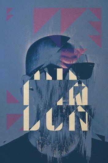 Sebastian Onufszak: Three Men with Beards #illustration #poster