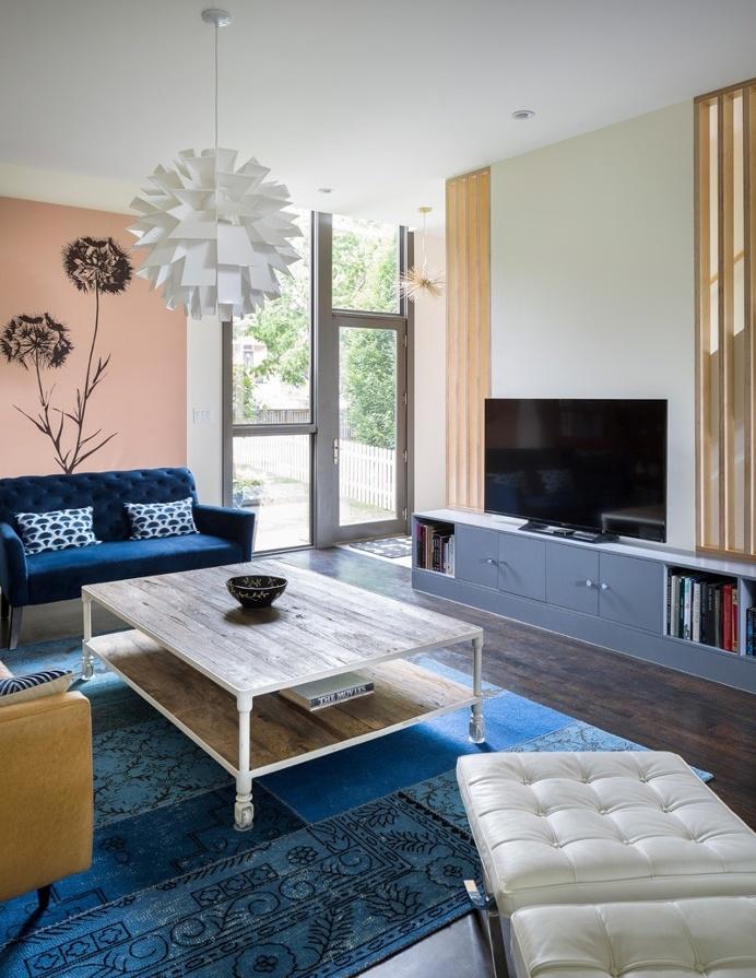 Modern family house #interiordesign