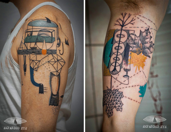 expanded-5 #tattoo #art