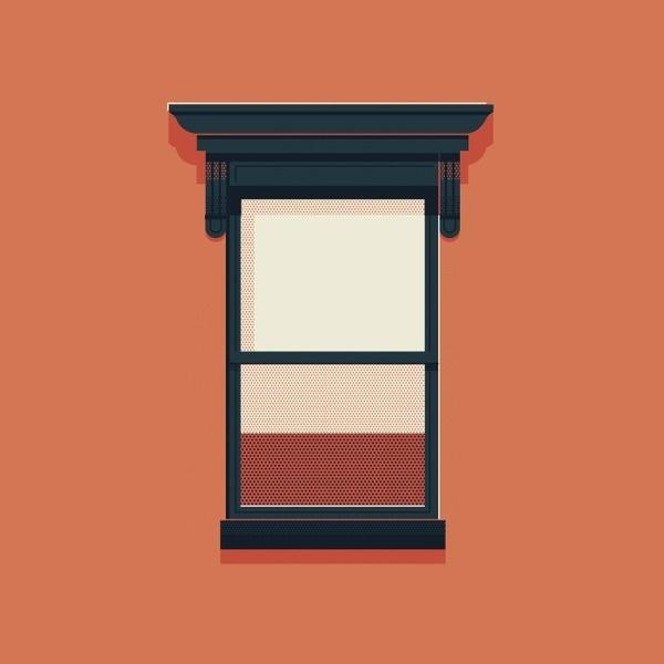 Windows of New York | A weekly illustrated atlas #york #window #new