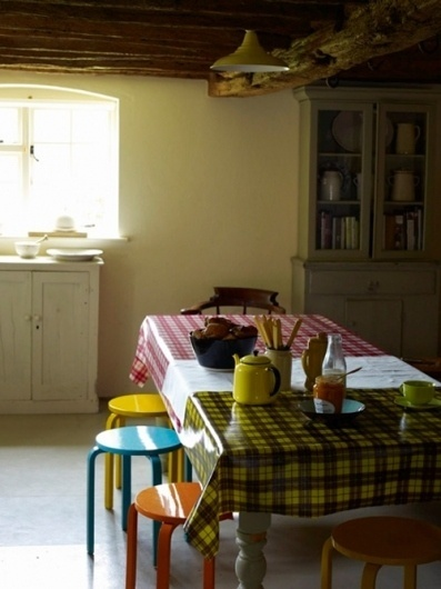 Anthology Magazine — Living with Substance & Style #interior #kitchen
