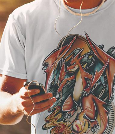 Charizard Pokemon T-Shirt