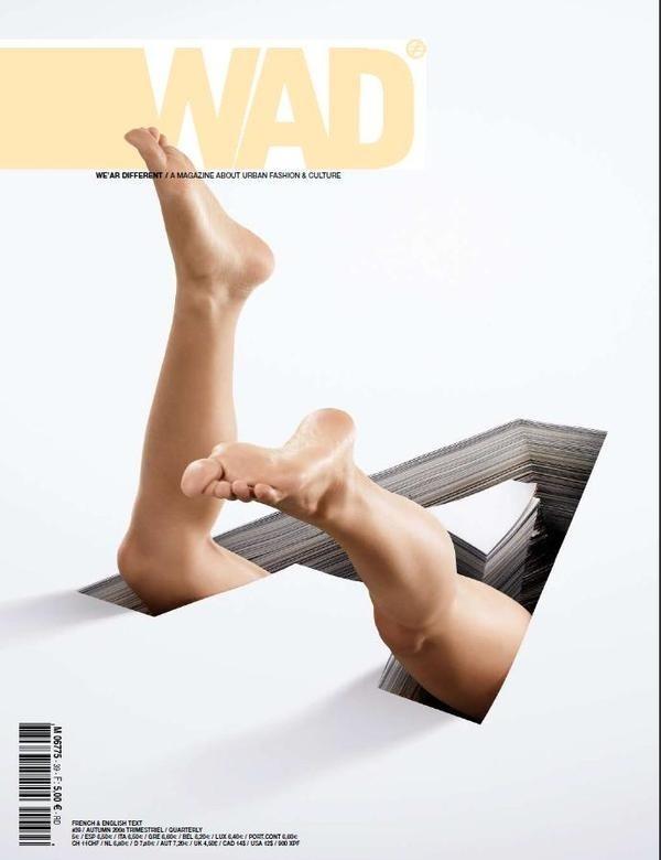 WAD #wad #design #graphic #cover #magazine