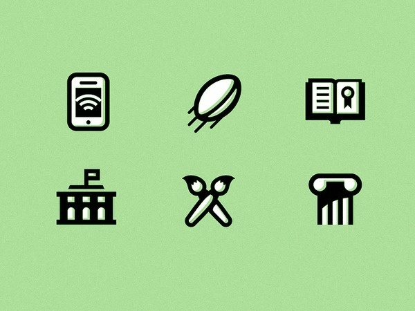 Community Icons #pictogram #icon #design #picto #symbol