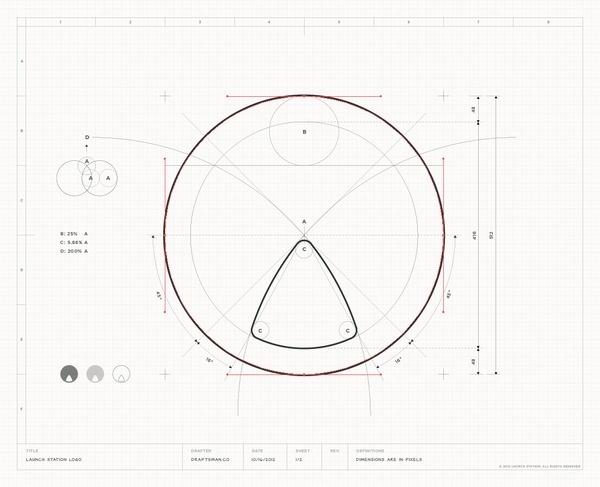 Logo_guideline #logo #grid #guidelines