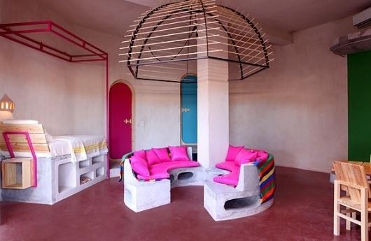 Fashion and Design - T Magazine Blog - NYTimes.com #tunisia #design #dar #hotel #hi
