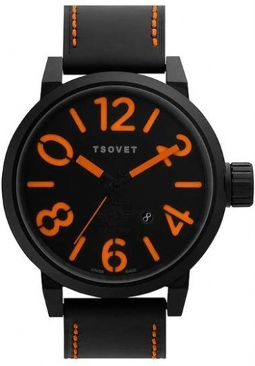 Tsovet LX331010-L Watch - The Coolest Watches from Watchismo.com #design #stencil #tsovet #industrial #watches
