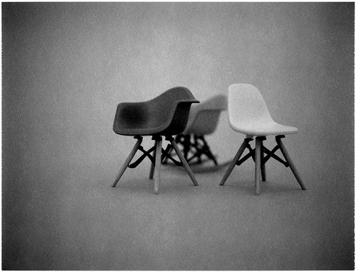 Swiss Cheese and Bullets — Thanks for all the chair suggestions! I'm now torn... #chair #furniture #eames