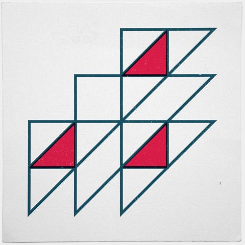 #274 Regatta – A new minimal geometric composition each day