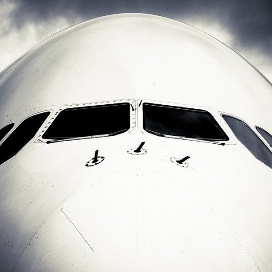 AIRFIELD on the Behance Network #aircraft