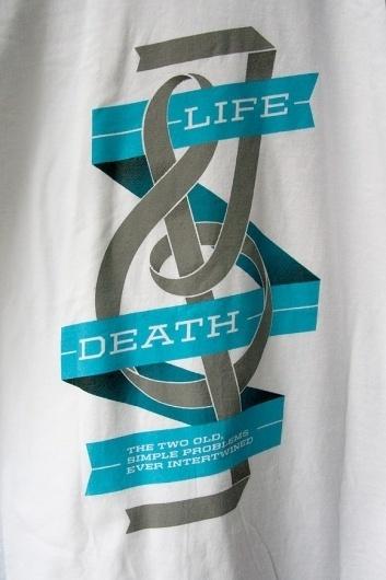 Wearing Whitman's Words #tshirt #typography