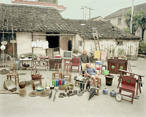 Family Stuff by Huang Qingjun #inspration #photography #art