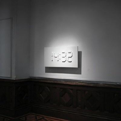 D/A Clock Minimalissimo #clock #wall #time