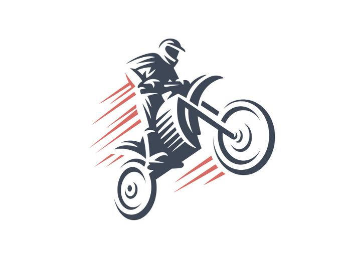 Best Motorcycle Illustration Simple images on Designspiration