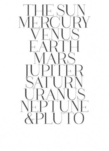 Google Reader (1000+) #type #planets