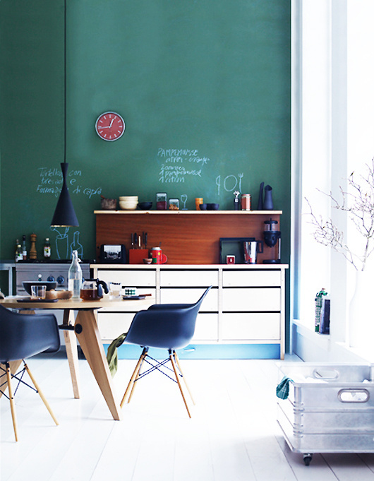Genbyg køkken #interior #design #decor #kitchen #deco #decoration
