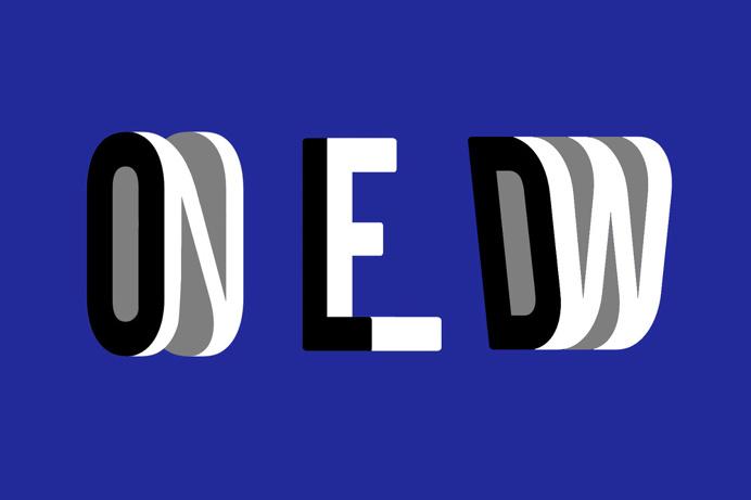 Global Change, Daniel Triendl #typography #old #new