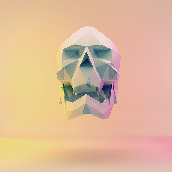 Low Polygon Illustrations by Jeremiah Shaw & Danny Jones | Inspiration Grid | Design Inspiration #polygon #cgi #jeremiah #shaw #illustration #lowpoly #low