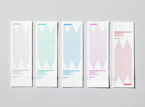Whitney Identity #identity #design #graphic #branding