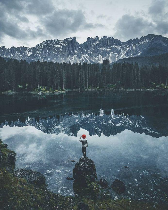 #folkcreative: Stunning Adventure Photography by Daniel Weissenhorn