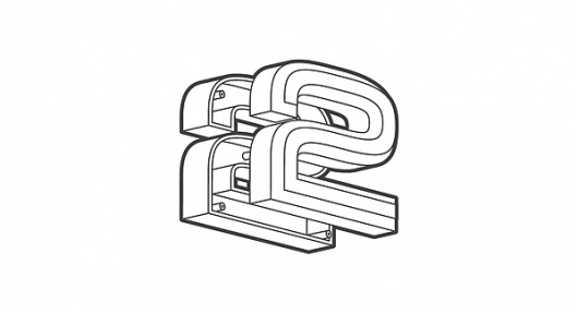 portfolio /// some work on the Behance Network #logo