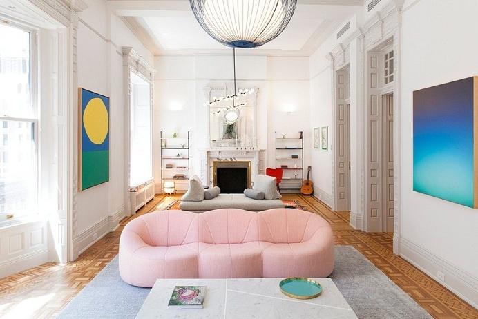Osborne Apartment by Fogarty Finger
