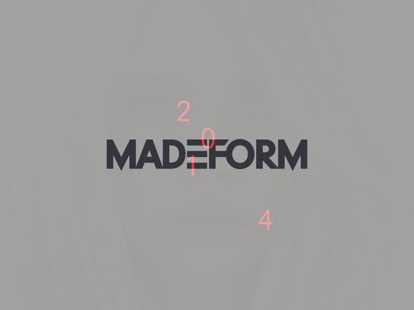 Logo #red #minimal #gray #logo #typography