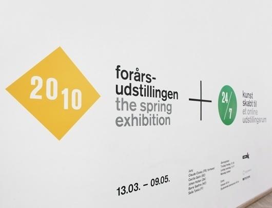 Project Images #exhibition #signage #art