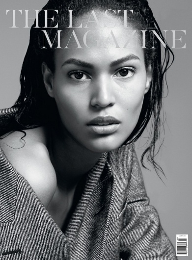 MODELS.com Feed » The Last #model #blackwhite #covers #cover #photography #fashion #magazine