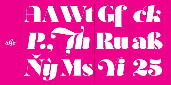 Acta Poster Webfont & Desktop font « MyFonts #display #didone #poster #logo #acta #typography