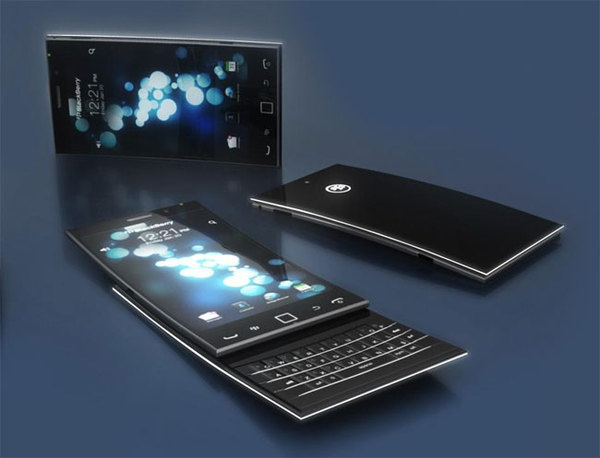 BlackBerry Blade #tech #amazing #modern #innovation #design #futuristic #gadget #ideas #craft #illustration #industrial #concept #art #cool