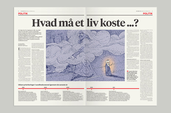 Mega Design #information #design #newspaper #mega #layout