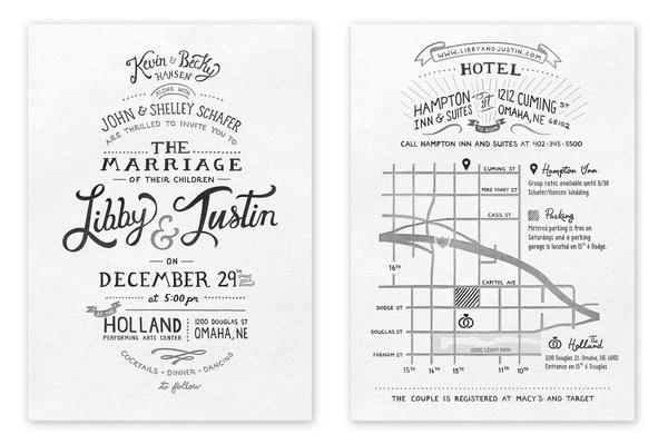 Letterpress Wedding invites #invite #lettering #script #marriage #letterpress #invites #wedding #typography