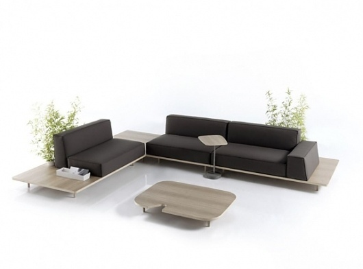 Onestep Creative - The Blog of Josh McDonald #interior #sofa #modern #design #minimal