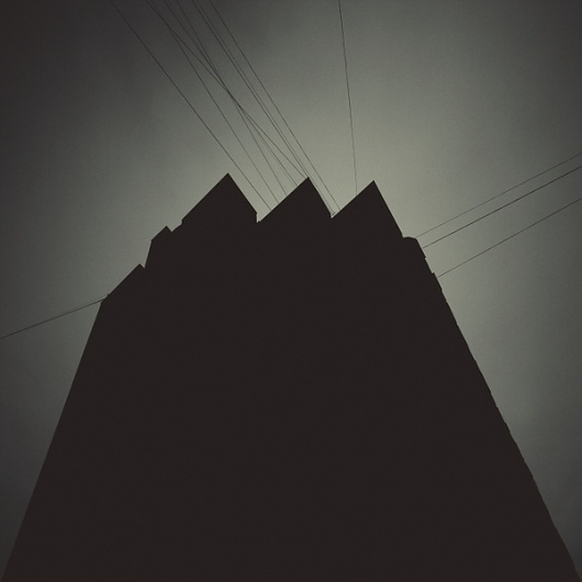 04 on the Behance Network #white #electric #wires #black #photography #building #and